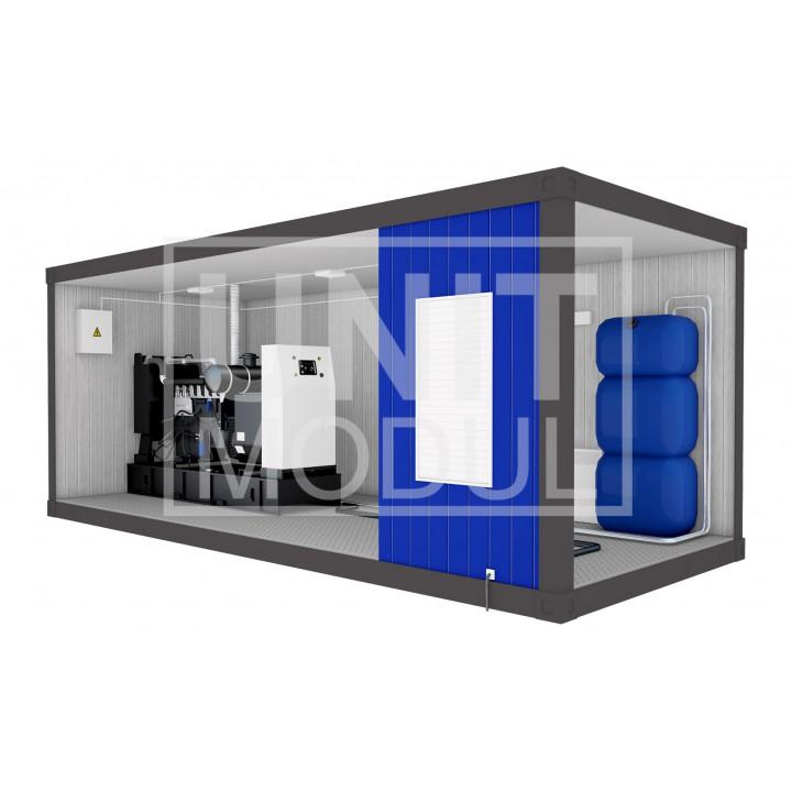 (ПК-02) Блок-контейнер типа Север