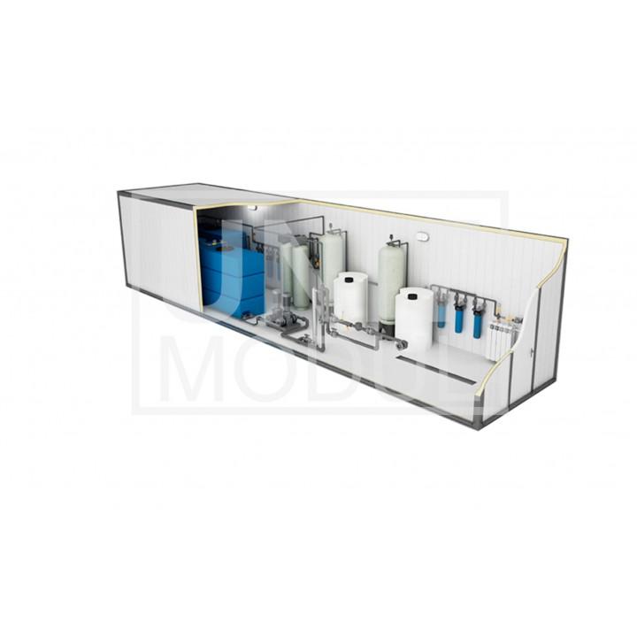 (ПК-04) Блок-контейнер для систем водоподготовки недорого