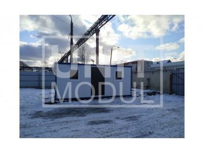 Нижний Новгород, пост охраны с комнатой отдыха